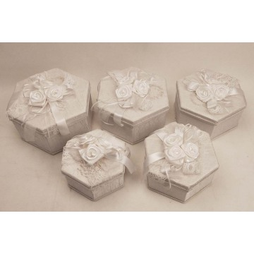 Elegant Luxury Wedding Gift Box Customization