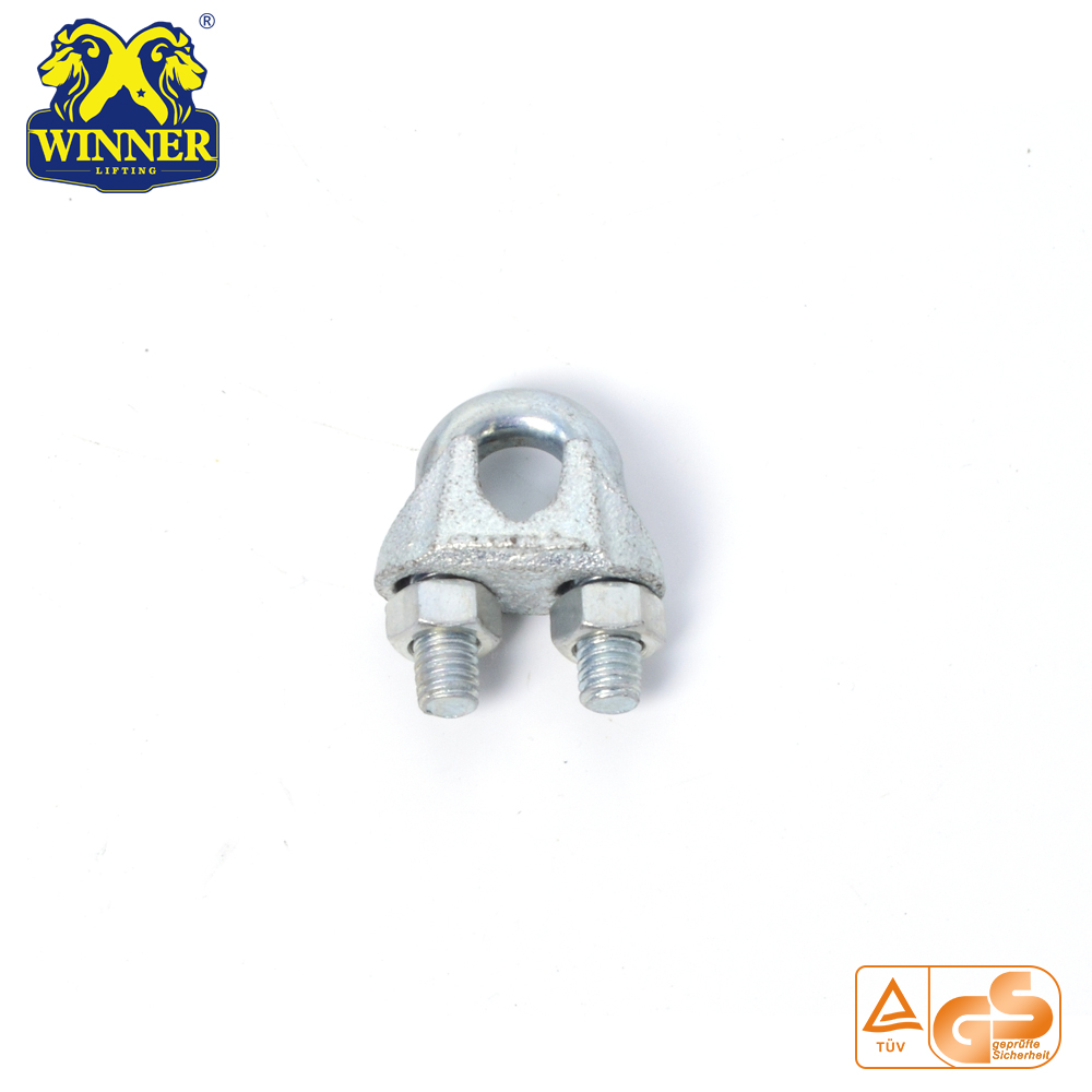 Small Stainless Steel U Steel Wire Rope Clip