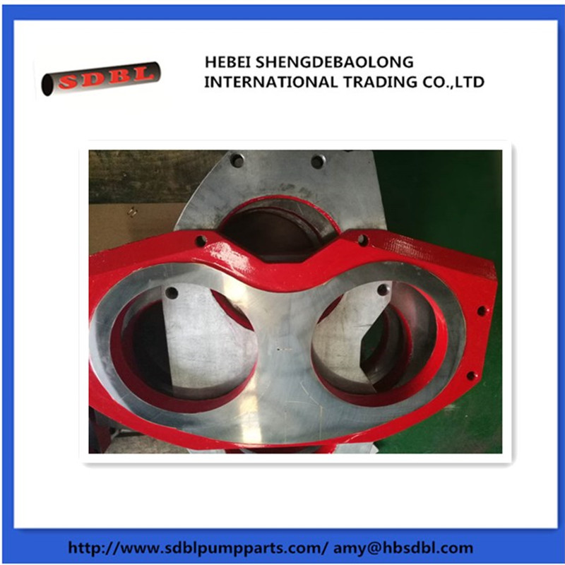 PM concrete pump wear plate wear ring
