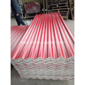 Anti-corrosion MGO Roofing Sheet For Chemical Factory