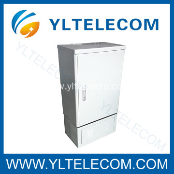 FOCC outoor 288 core SMC fiber optic cross connect cabinet