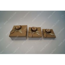 China for Christmas Box Gift Wholesale Christmas present case sets export to Burkina Faso Suppliers