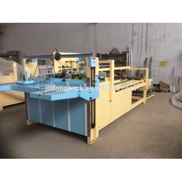 Corrugated Carton Box Semi-automatic Folder Gluer machine