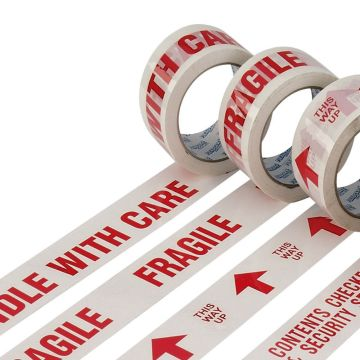 Bopp Custom Printed Adhesive Tape With Logo