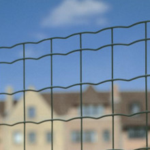PVC Green Coated Euro Fence