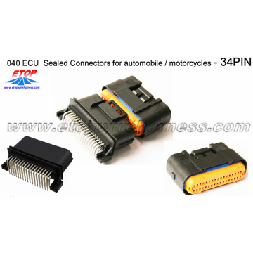 Conector selado local 34PIN ECU