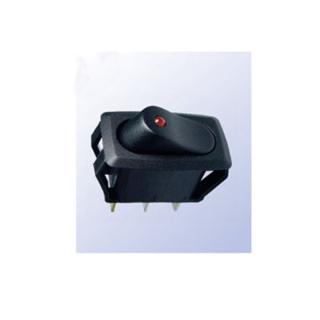 LED Illuminated Waterproof Automotive Rocker Switches