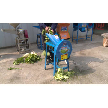 Low Cost Electronic Chaff Cutter Machine Feed