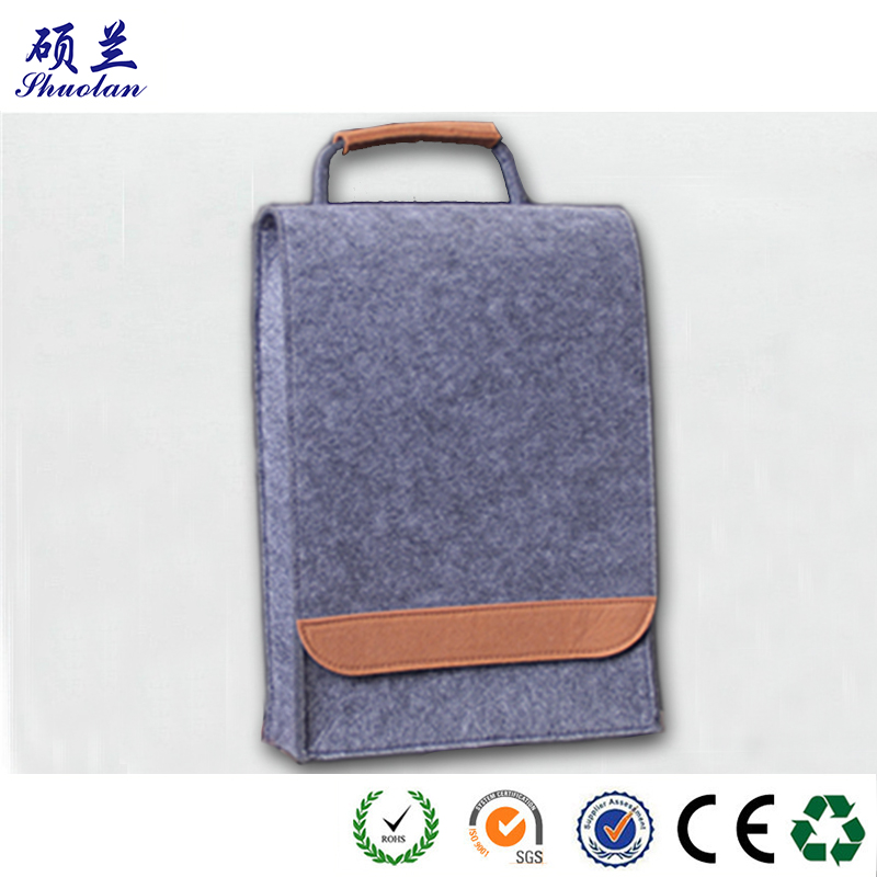 Hot Selling Felt Backpack Bag