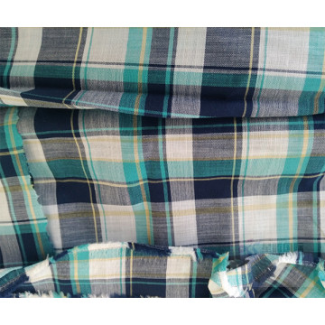 New High-Quality Yarn Dyed Cotton Fabric