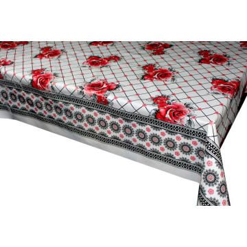 Elegant Tablecloth with Non woven backing Kmart