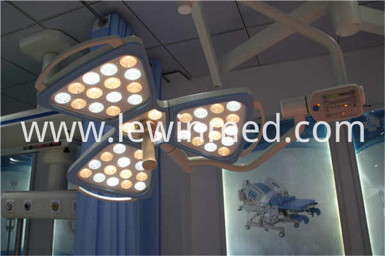LED shadowless light
