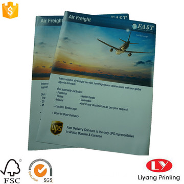 Cheap promotion flyer leaflet printing
