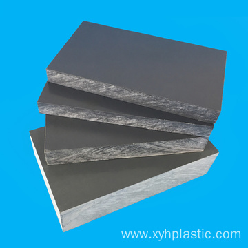 Gray 10mm Thickness PVC Sheet for Fish Tank
