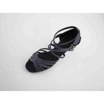 Ladies Multi Straps Dance Shoes