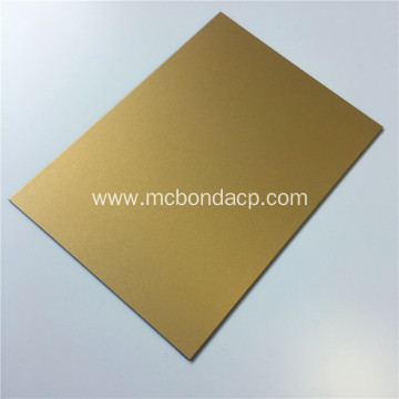 MC Bond ACM Decorative Wall Panels AcM
