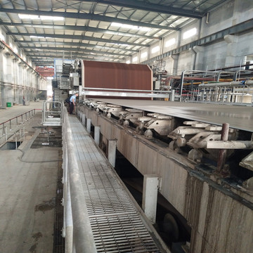 Testliner Paper Making Machine