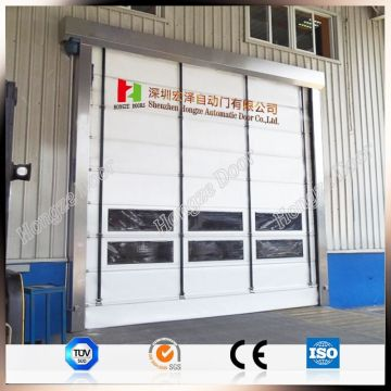 High Speed Stacking Folding Door