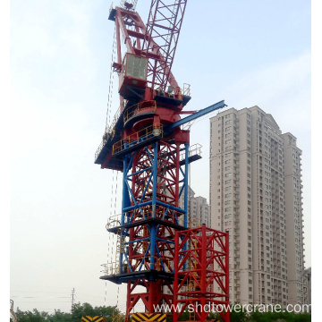 QTZ250 16ton construction crane
