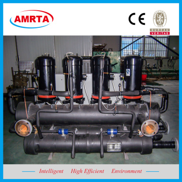 Water Cooled Chillers for Commercial and Industrial Needs