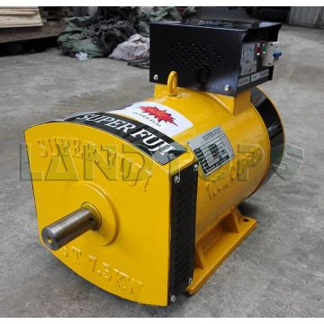 7.5KW ST Single Phase AC Alternator Generator