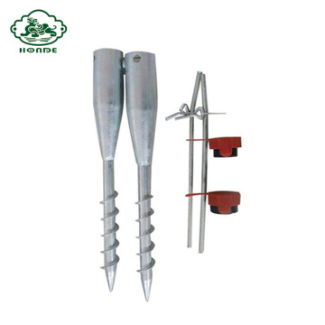 High Quality Adjustable Metal Helical Anchor