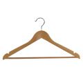 Hotel Wooden Clothes Hangers