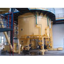 Fast Delivery for Best Oil Extraction Project,Solvent Desolventizing,Miscella Evaporate,Exhaust Gas Recovery Manufacturer in China 100t/d Oil Extraction Production Line export to Benin Manufacturers