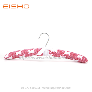 Padded Coat Hanger For Wedding Dress