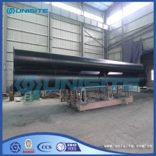 High Quality for Pipe Joint,Dredging Suction Pipes,Suction Connecting Tube from China best Producer Oil large size suction pipe export to Guyana Factory