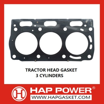 China Gold Supplier for Head Gasket Tractor Head Gasket 3 Cylinders 3681E045 export to Equatorial Guinea Supplier