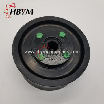 Hot sale for Delivery Piston,Schwing Delivery Piston,Pump Piston Manufacturers and Suppliers in China CIFA Concrete Pump Spare Parts DN200 Rubber Piston supply to Hungary Manufacturer