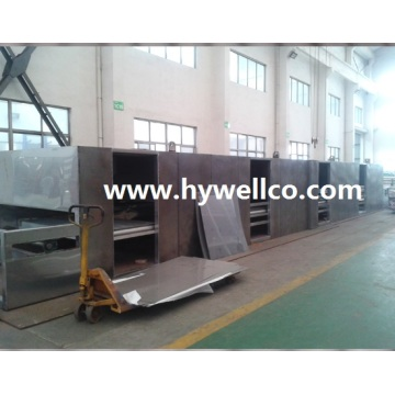 Granular Activated Carbon Dryer
