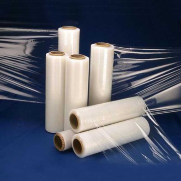 transparency Hand LLDPE stretch wrap film