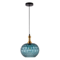 Glass edison bulb lamp glass globe pendant light