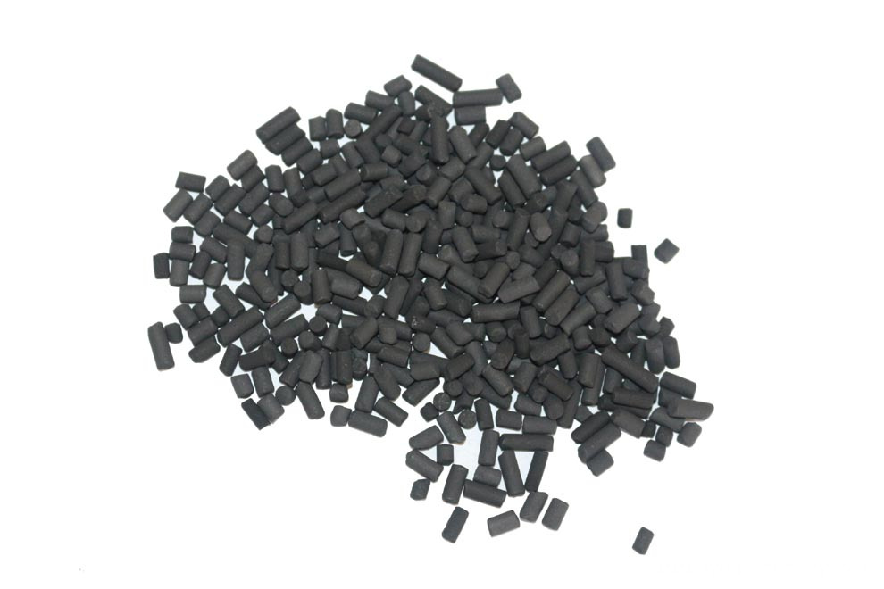 columnar activated carbon for water purification