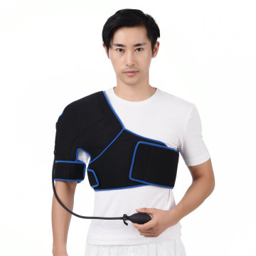Cold Therapy Compression Shoulder Brace after Surgery