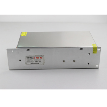 12V 40A Big Power LED Power Supply 480W