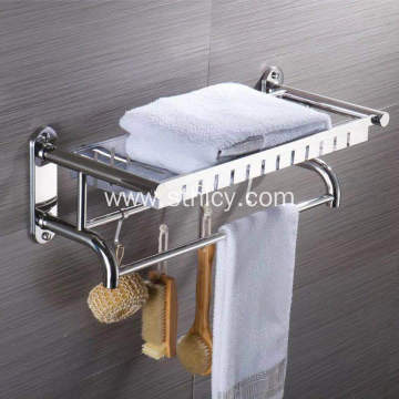 Stainless Steel Bathroom Towel Rack