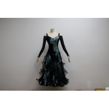 Long ballroom dresses for girls