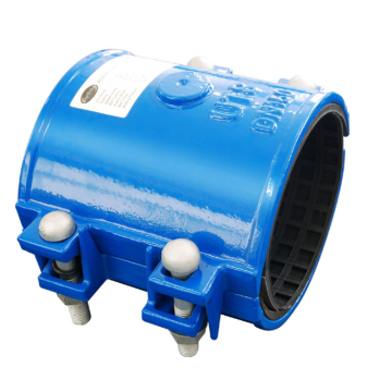 Ductile Iron Flanged repair clamp