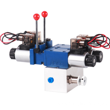High Pressure Hydraulic System Combination Valve
