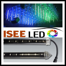 Music light dmx rgb 3D LED Tube waterproof