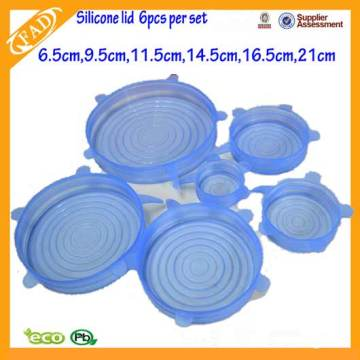 Creative Green Eco-friendly Silicone Lid