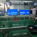 LCD TV Assembly Line Equipment Belt Conveyor