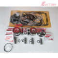 YANMAR engine piston 4TNV98T piston ring