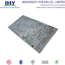 Single-Layer CEM-1 Material LED PCB Board Warm White