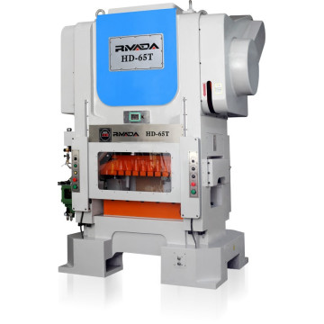 Best-Selling for China H Frame High Speed Press Machine,LED High Speed Press Machine,Motor Lamination Press Machine Supplier High speed Press line For Stator and Rotor export to French Polynesia Supplier