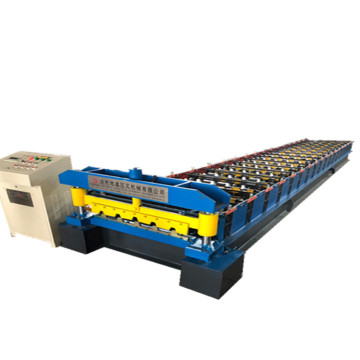 Metal Trapezoidal Shape Roll Forming Machine