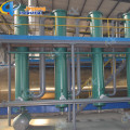 Special Horizontal Reactor Plastic Oil Recycle Machine